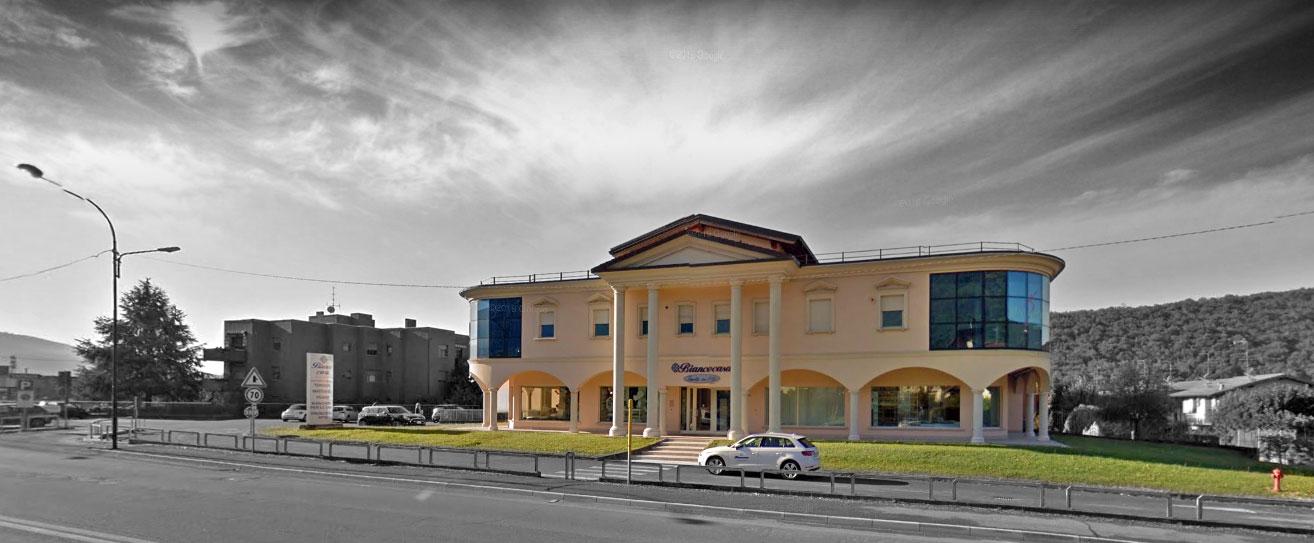 Biancocasa Showroom Brescia